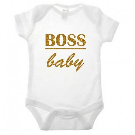 Romper Boss Baby