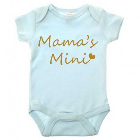 Romper Born Mama's Mini
